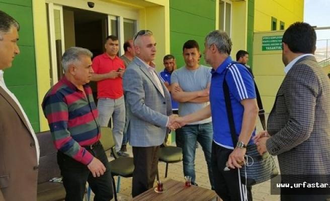 Şanlıurfaspor Kayseri'ye gitti