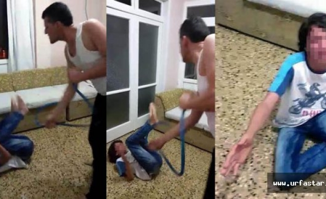 Suriyeli baba dehşeti