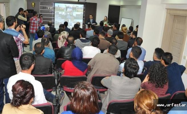 Tarımsal danışmanlara çalıştay düzenledi
