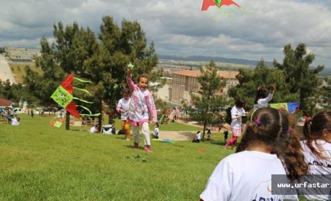 Urfa'da 23 Nisan etkinlikleri düzenleniyor