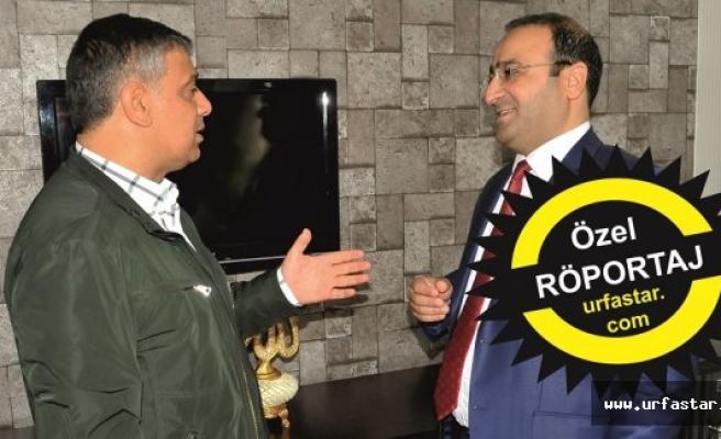 Aksoy; Karaköprü, Urfa'nın en büyük ilçesi olacak