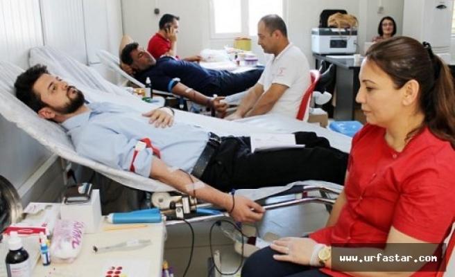 DİCLE Elektrik'ten  kan bağışına destek