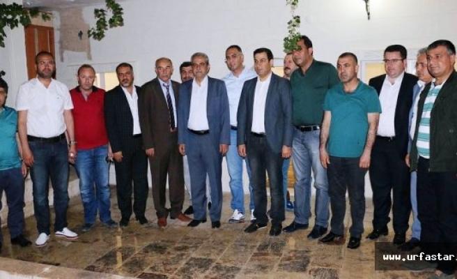 Memleket meclisi Demirkol'u ağırladı