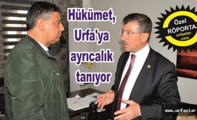 Milletvekili Cevheri ile özel röportaj...