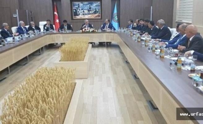 TOKİ Başkanından Urfa'ya müjdeli haber