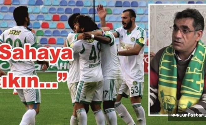 Tuğbay futbolculara seslendi