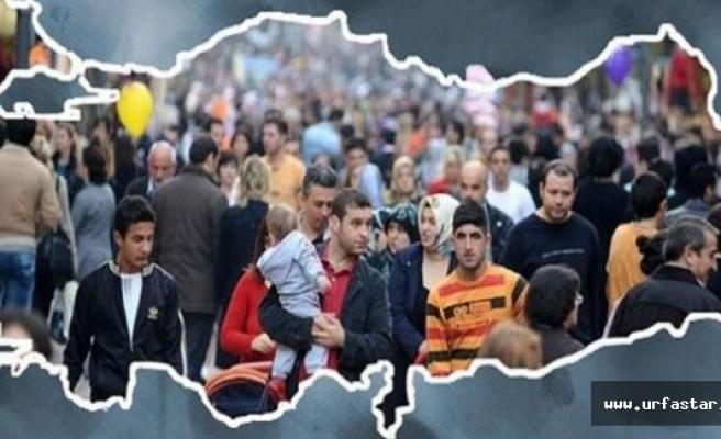 Türkiye'de kaçıncıyız? İşte Urfa'nın nüfusu..