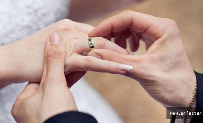 Urfa'da evlilikler erteleniyor..