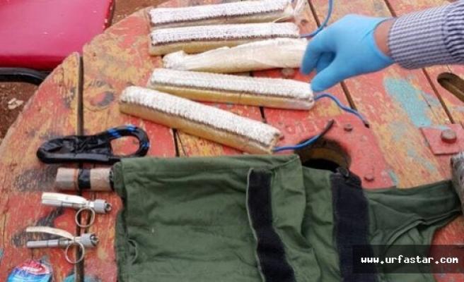 Urfa'da IŞİD üyesi 2 canlı bomba yakalandı