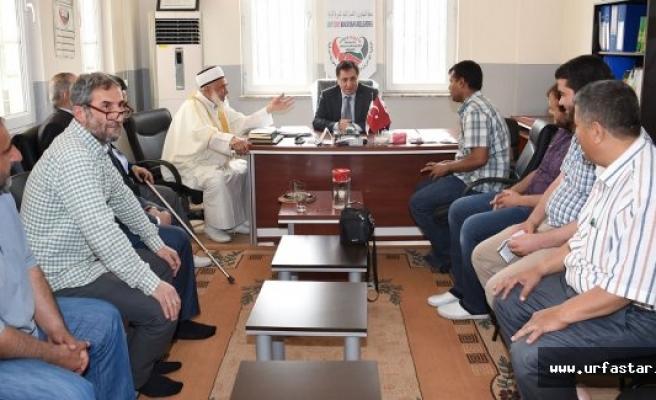 Vali Küçük Suriyelilere yönelik dernekleri ziyaret etti