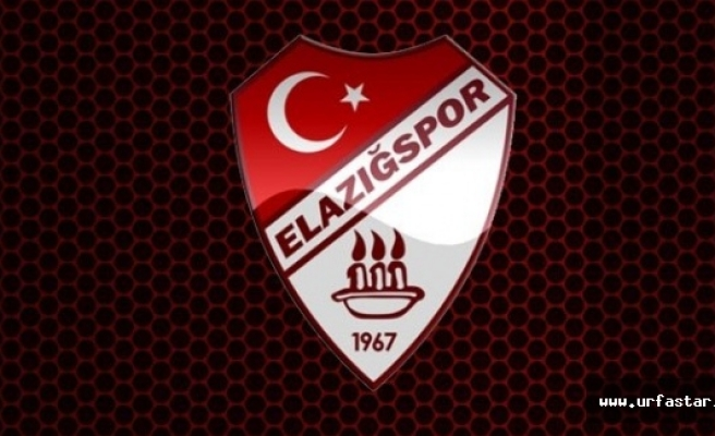 Elazığspor'da büyük şok!