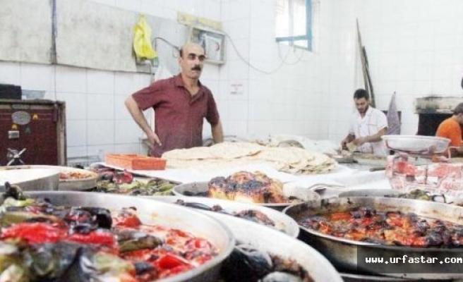 Urfa'da fırıncıların Ramazan mesasisi