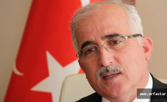 Urfa'nın yeni valisi Eskişehir'e veda ediyor