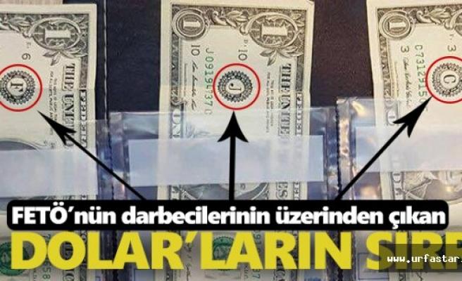 1 Doların sırrı ortaya çıktı