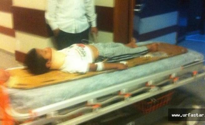 6 Yaşındaki çocuk ağır yaralandı