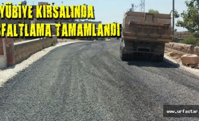 Büyükşehir'den kırsalda asfalt atağı