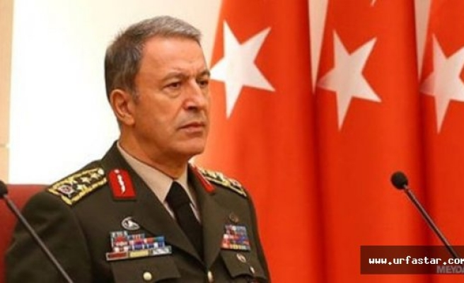 İşte Genelkurmay Başkanı Akar'ın ifadesi..