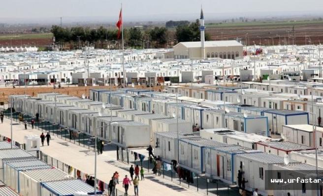 İşte kamplardaki Suriyeli sayısı..