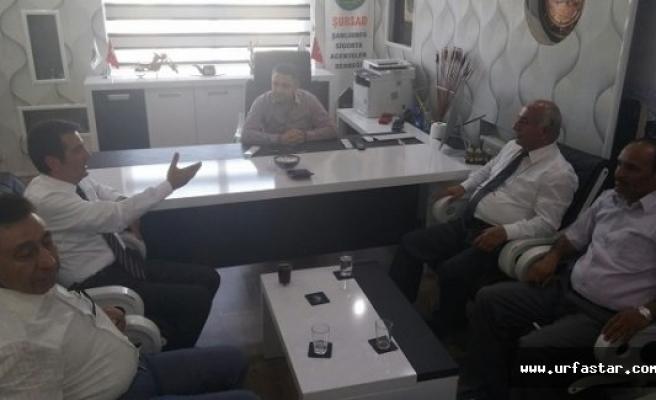 TARSİM Genel Müdürü Urfa'da