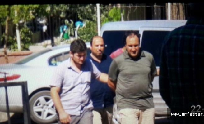 Urfa'daki gazeteciler tutuklandı