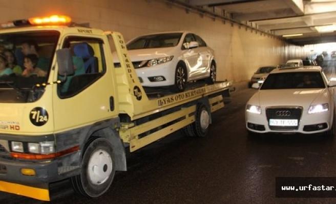 Urfa'da araç sahiplerine şok!
