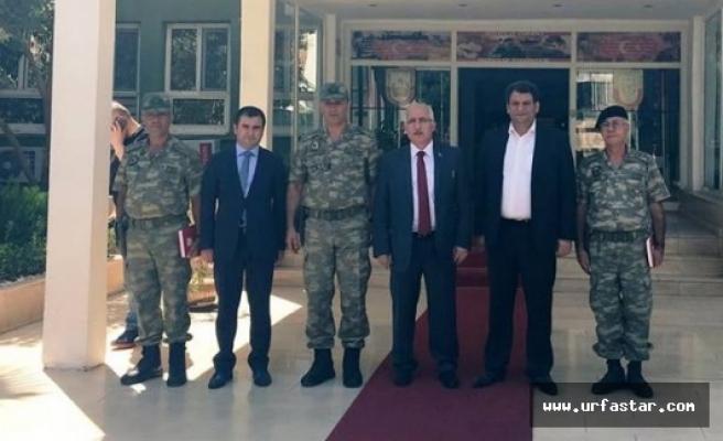 Urfa'da yeni tugay komutanı belli oldu