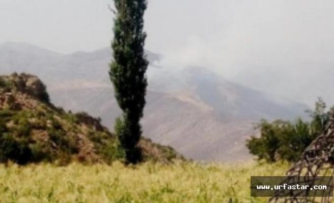 PKK kamplarına bomba yağıyor
