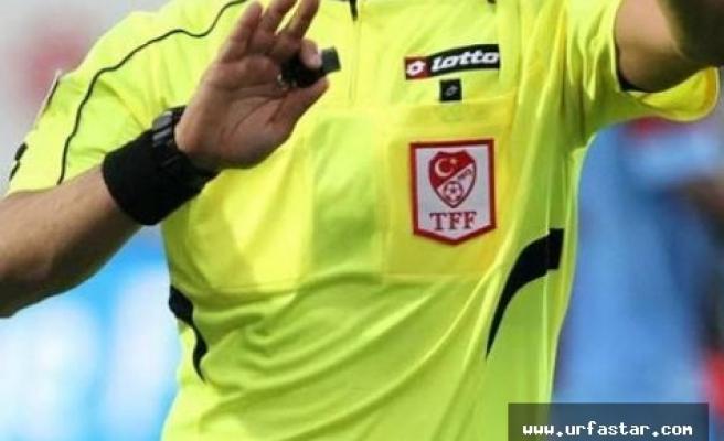 Skandal hakem, 6 yıl sonra Urfaspor maçına verildi...