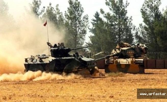 Türk tankına ateş açan teröristlere bakın ne oldu