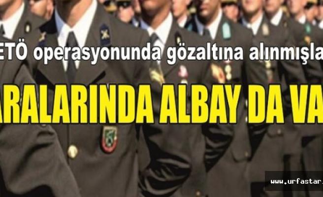 Urfa'da 65 asker hakim karşısına çıkıyor