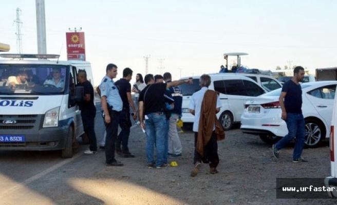 Urfa'da silahlı çatışma..