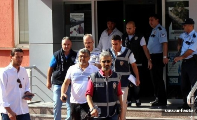 Urfa mahkemesi tutuklama kararı çıkarmıştı..