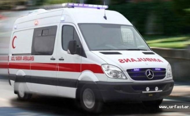 Urfa ve çevre illerden ambulans sevkiyatı yapıldı