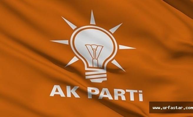 AK Parti ilçe başkanı istifa etti