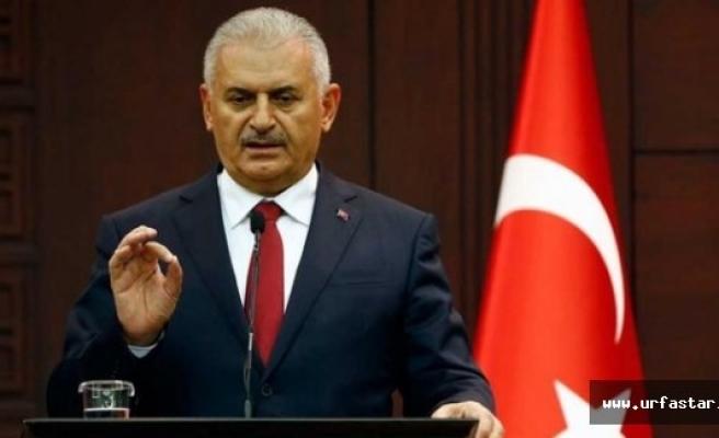 Başbakan'dan YİKOB açıklaması