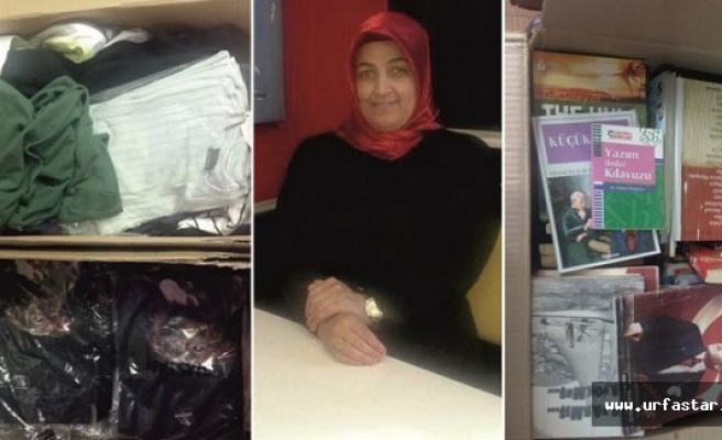 CHP'li İş Kadını'ndan örnek davranış…