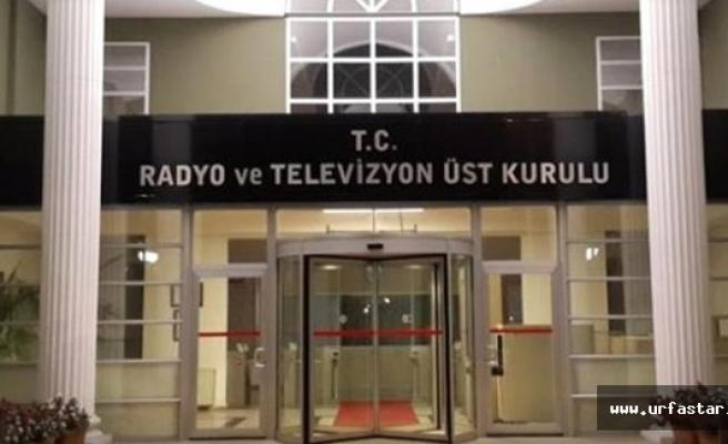 RTÜK'te flaş karar alındı