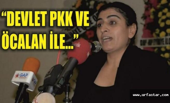 Tuncel Urfa'da konuştu...