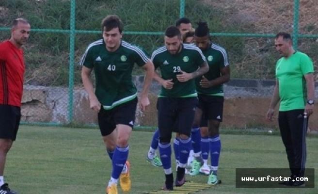 Urfaspor, Giresunspor maçına odaklandı