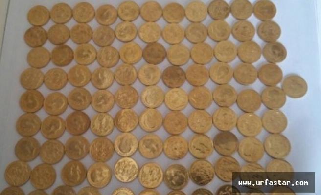 Sahte altın dolandırıcıları yakalandı