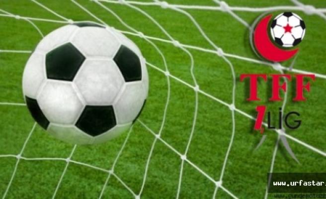 TFF 1. Lig'de 2 haftalık program açıklandı...