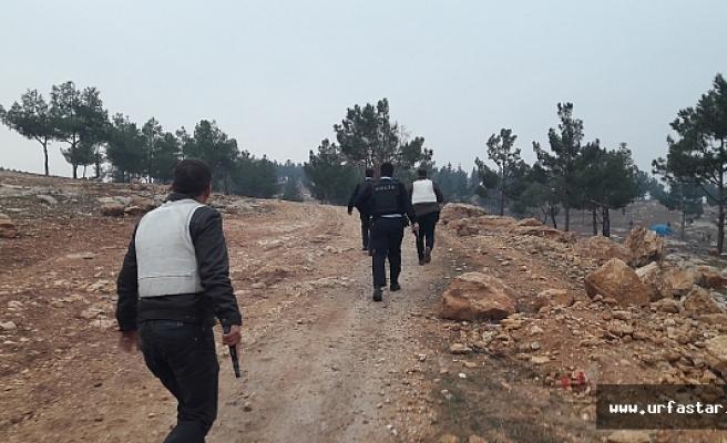 Urfa'da polise saldırı...