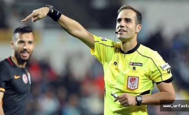 Antepspor-Urfaspor maçını o isim yönetecek…