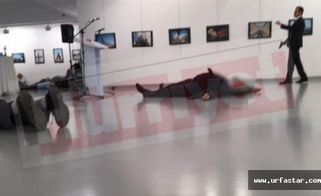 Büyükelçiyi vuran saldırganın son sözleri şoke etti