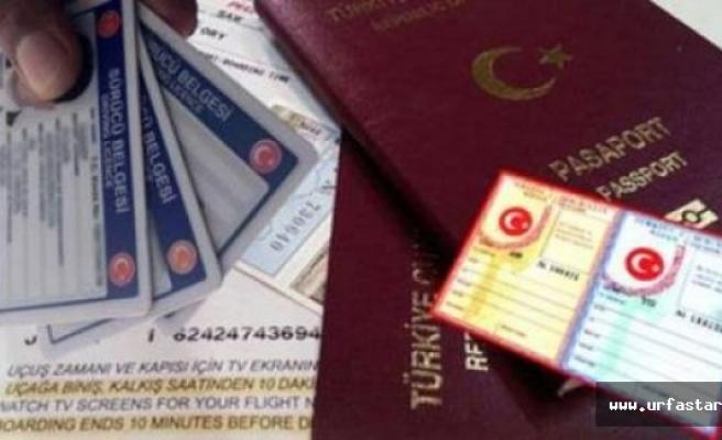 Ehliyet kimlik pasaport zam üstüne zam yedi