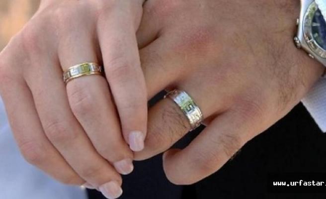 Evlenen her çifte 40 bin TL