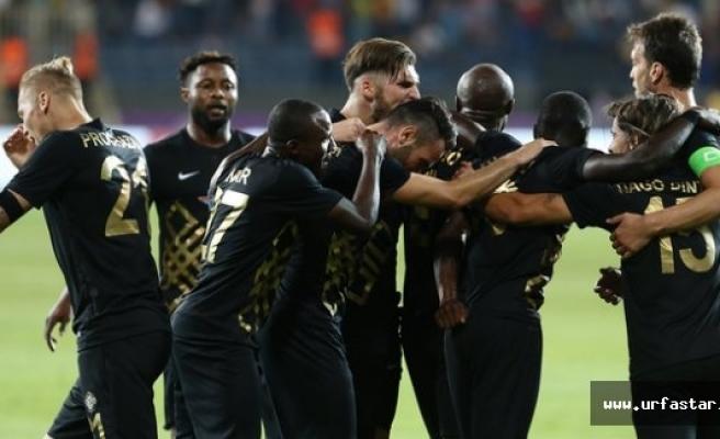 Osmanlıspor, Urfaspor maçına kenetlendi