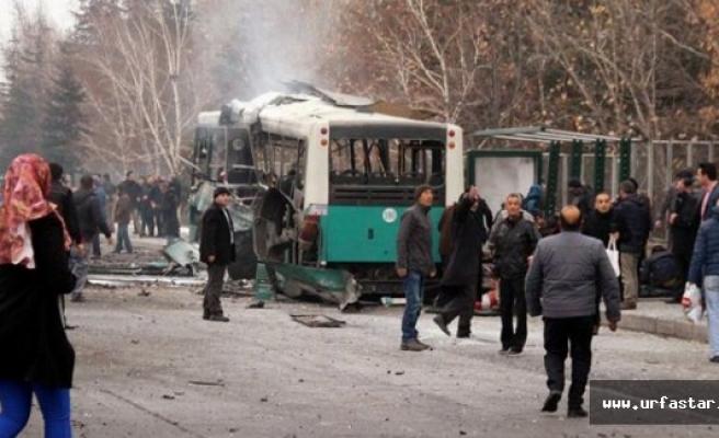 Kayseri'deki terör saldırısı…