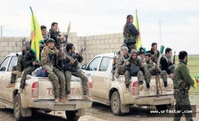 YPG, ABD'ye hizmet ediyor