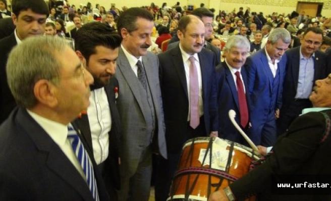 AK Partililer bu düğünde buluştu
